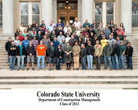 CM Seniors at Colorado State University