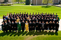 Mechanical Engineering Graduation Group Photo