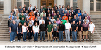2015 Construction Management Graduates