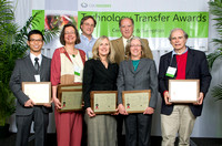 2012 Tech Transfer Awards ceremony