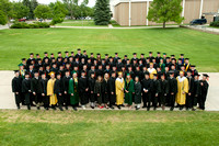 2012 Mechanical Engineering Graduation Group Photo