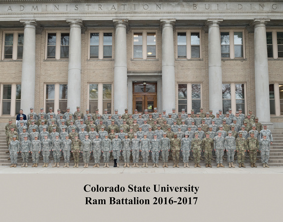 Ram Battalion at Colorado State University