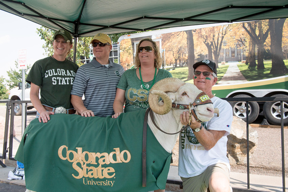Football at Colorado State University