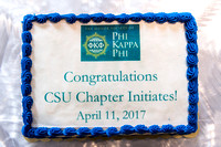 2017 Phi Kappa Phi Initiation