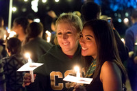 2016 Candlelight Celebration for Graduates