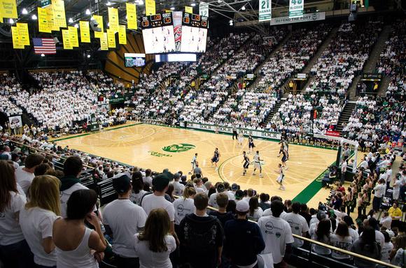 150+ Teams in 150+ Days: Colorado State University : CollegeBasketball
