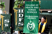 2017 College of Health and Human Sciences Fall Commencement