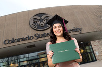 Natural Sciences Commencement at Colorado State University
