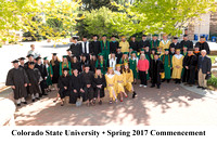 Civil and Environmental Engineering Graduates at Colorado State University
